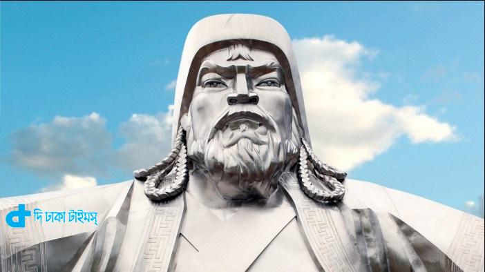 পৃথিবীর এক রত্নভাণ্ডারের রহস্য-চেঙ্গিস খানের সমাধি 1