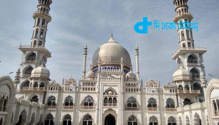 ভারতের দারুল উলূম দেওবন্দের মসজিদে রশীদ 1