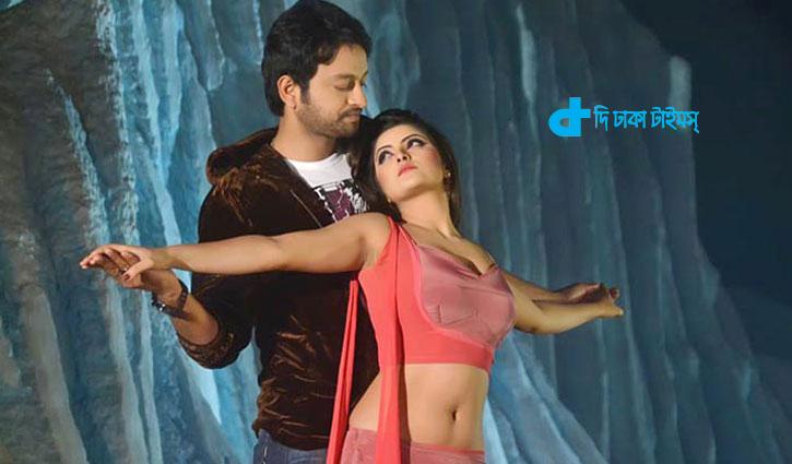 পরীমনি-সাইমনের নতুন চলচ্চিত্র 'বাহাদুরী' শেষ পর্যায়ে 2