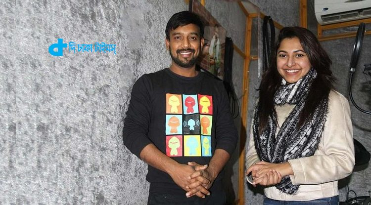 লিজা ও রাজিব প্লেব্যাক করলেন 'আদম' সিনেমায় 1