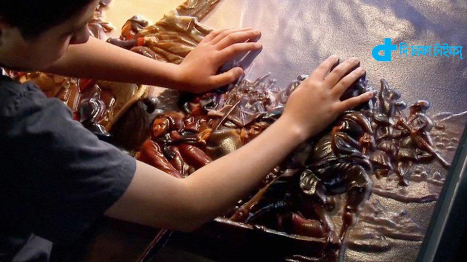 অন্ধরাও পাবেন বিখ্যাত শিল্পকর্মের প্রকৃত শৈল্পিক অনুভূতি! 1