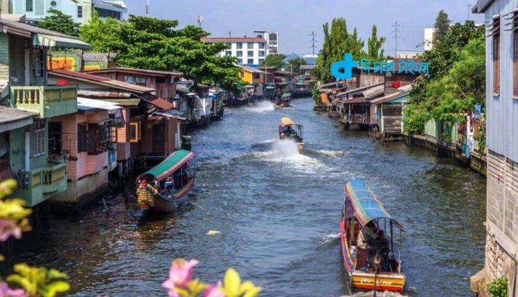 থাইল্যান্ডের একটি মনোরম প্রাকৃতিক দৃশ্য 1
