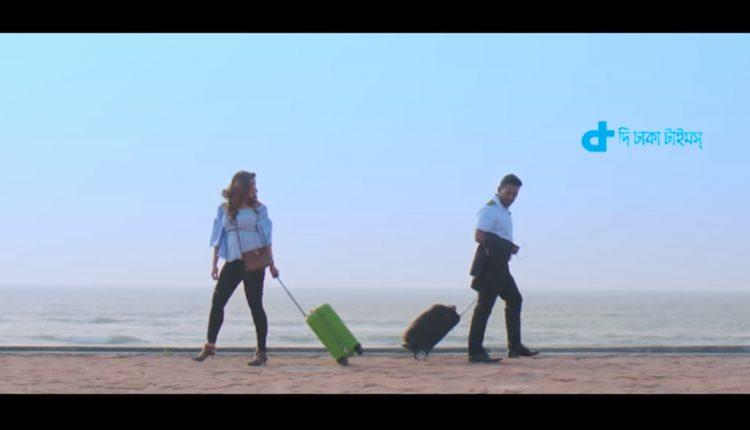 বালাম-সুজানার নতুন মিউজিক ভিডিও 'হঠাৎ' [ভিডিও] 2