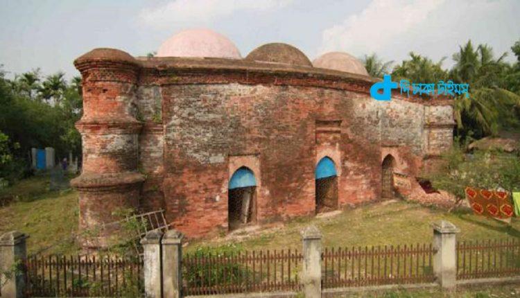খুলনার কয়রার ঐতিহাসিক মসজিদকুড় মসজিদ 1