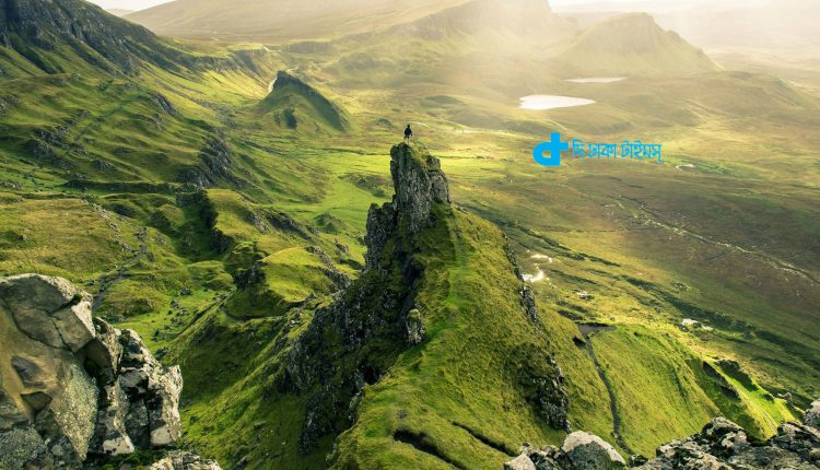 স্কটল্যান্ডের আরেকটি প্রাকৃতিক সৌন্দর্য পাহাড়-পর্বত 1