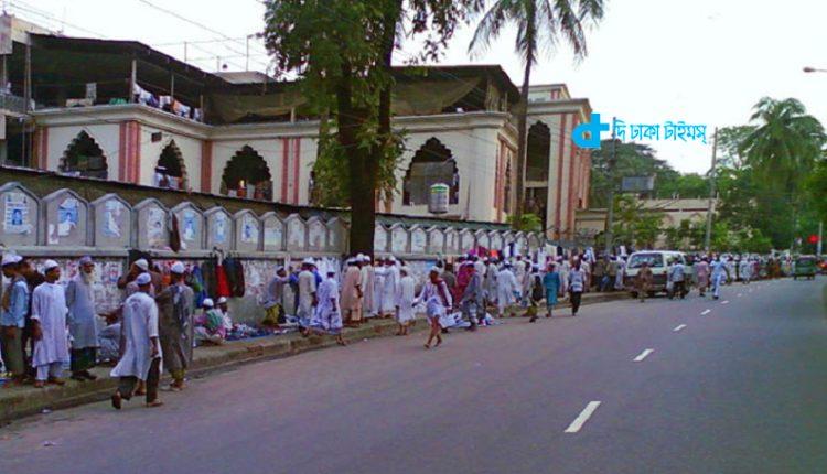 রাজধানী ঢাকার ঐতিহাসিক কাকরাইল মসজিদ 1