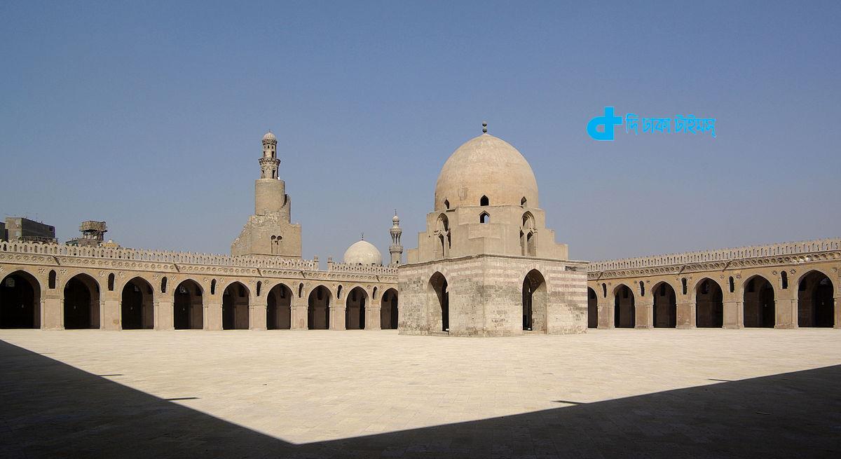 মিশরের কায়রোর ইবনে তুলুন মসজিদ 1
