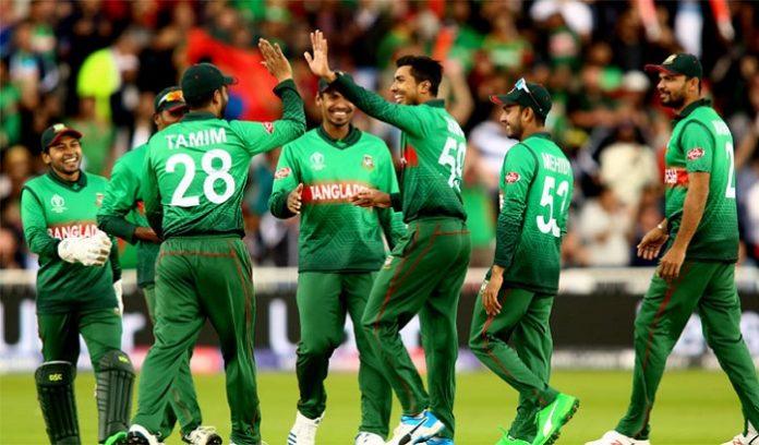 বাংলাদেশ-ভারত ম্যাচ: ৩১৫ রানের টার্গেটে মাঠে নামবে বাংলাদেশ 1