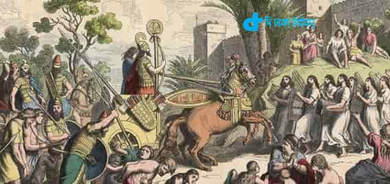 বিশ্বের অন্যতম প্রাচীন সভ্যতার ইতিহাস মেসোপটেমীয় সভ্যতা 2