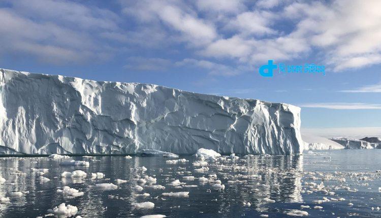 ঝুঁকিতে বাংলাদেশ: গ্রিনল্যান্ডের বরফ গলছে অস্বাভাবিক হারে 1