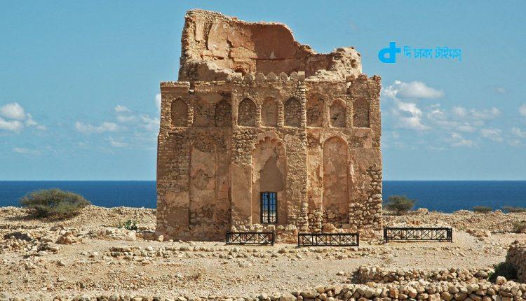 ওমানের কালহাটের প্রাচীন বন্দর নগরী 1