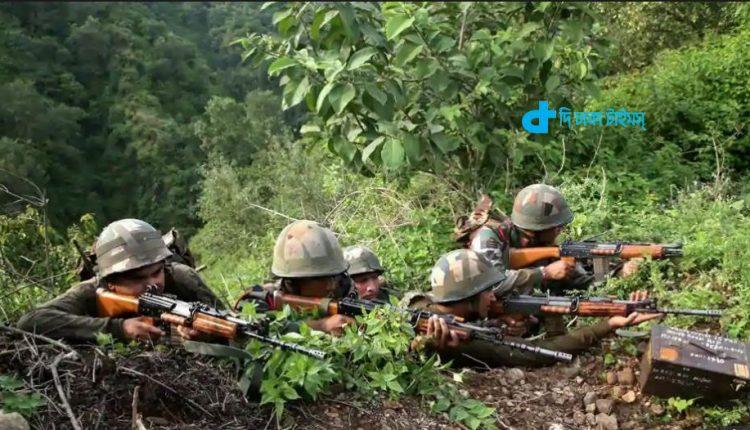 ভারতীয় সেনার গুলিতে ১০ পাকিস্তানী কমান্ডো নিহত 1