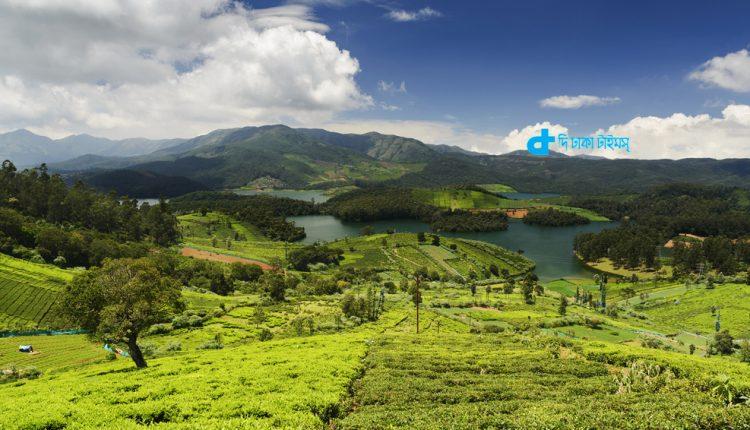 দক্ষিণ ভারতের তামিলনাড়ু প্রদেশের সুবিখ্যাত পাহাড়ি শহর 1