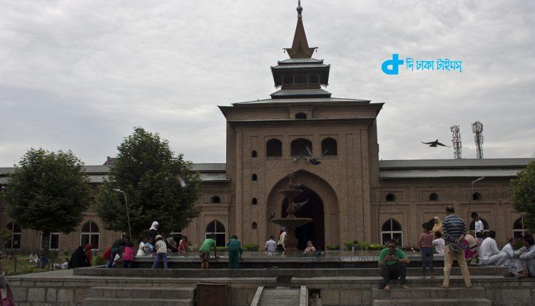 ভারতের জম্মু ও কাশ্মীর রাজ্যের জামিয়া মসজিদ 1