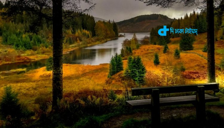 স্কটল্যান্ডের অসাধারণ একটি প্রাকৃতিক দৃশ্য 1