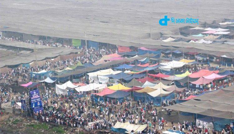 বিশ্ব ইজতেমার আখেরি মোনাজাত: আমিন আমিন ধ্বনিতে মুখরিত হবে টুঙ্গির তুরাগ পাড় 1