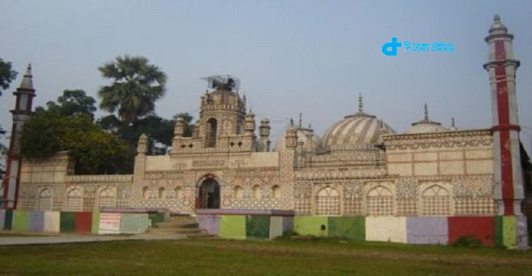 সোনাইমুড়ীর ঐতিহাসিক বজরা শাহী মসজিদ 1