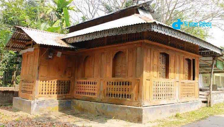 ঐতিহাসিক মঠবাড়িয়ার মমিন মসজিদ 1
