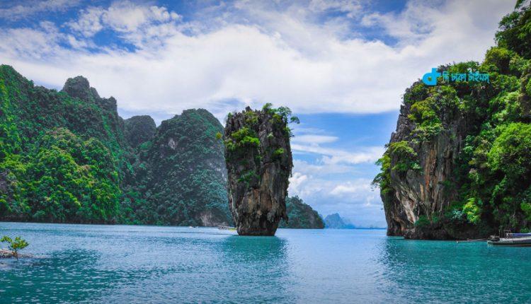 থাইল্যান্ডের মনোমুগ্ধকর একটি প্রাকৃতিক দৃশ্য 1