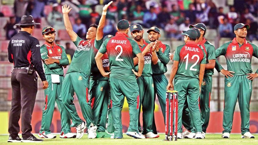 ব্রেকিং নিউজ: জিম্বাবুয়ের বিপক্ষে সিরিজ জিতলো বাংলাদেশ 1