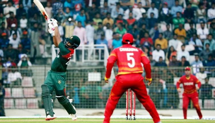 টি-২০: জিম্বাবুয়ের বিপক্ষে সিরিজ জিতলো বাংলার টাইগাররা 1