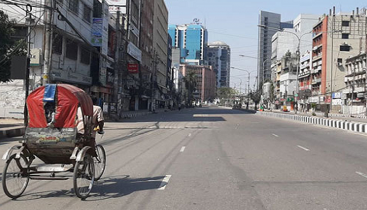 ব্রেকিং: ঢাকা 'লকডাউন': ঢাকায় কেও প্রবেশ ও বের হতে পারবেন না- পুলিশ সদর দপ্তর 1