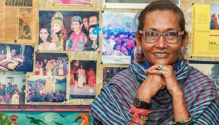 বিবি রাসেল: ডিজাইনে যিনি বাংলাদেশকে তুলে ধরেছেন বিশ্ব মানচিত্রে 1