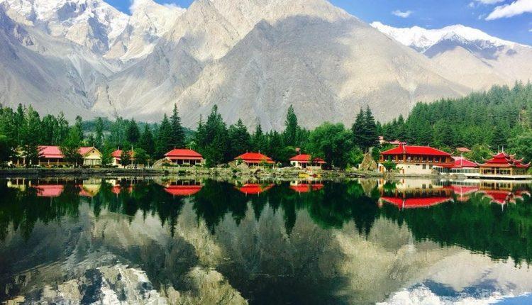 পাকিস্তানের একটি মনোমুগ্ধকর প্রাকৃতিক দৃশ্য 1