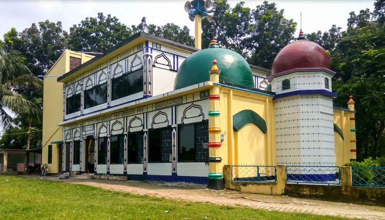 ঐতিহাসিক ঠাকুরপুর জামে মসজিদ 1