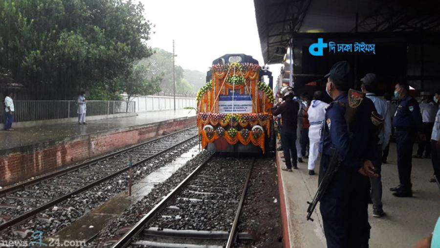 ভারত বাংলাদেশকে ১০টি ব্রডগেজ রেল ইঞ্জিন দিয়েছে 1