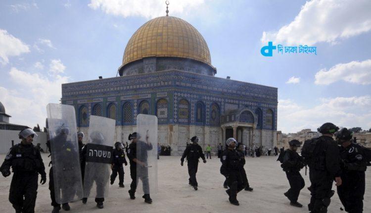 'ইহুদিদের আল-আকসা মসজিদে ঢুকতে দেওয়ার অধিকার আরব আমিরাতের নেই' 1