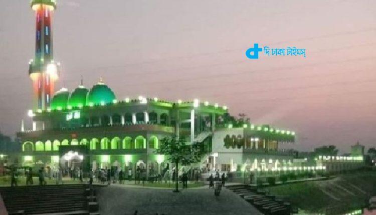 কিশোরগঞ্জের ঐতিহাসিক পাগলা মসজিদ 1