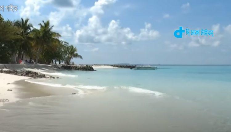 মালদ্বীপের বারোস আইল্যান্ড 1