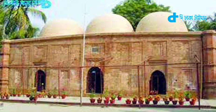 পাবনার ৪৬৯ বছরের ঐতিহাসিক সমাজশাহী মসজিদ 1