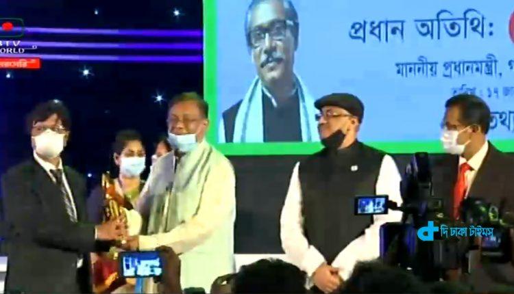 আজ জাতীয় চলচ্চিত্র পুরস্কার-২০১৯ প্রদান 1
