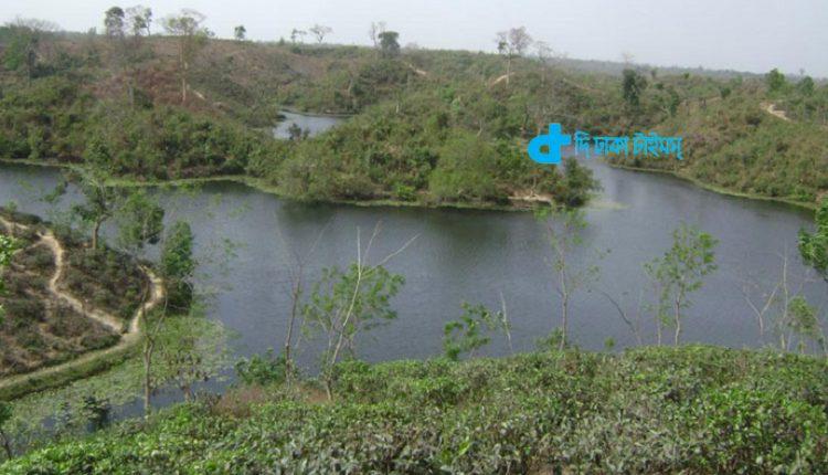 মৌলভীবাজারের অন্যতম পর্যটনকেন্দ্র মাধবপুর লেক 1