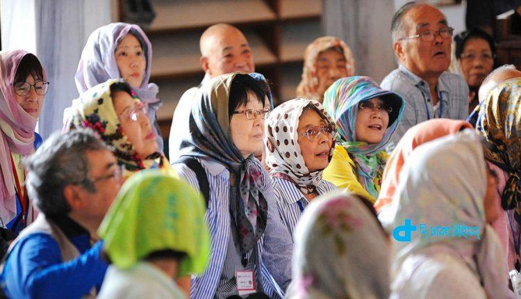 মুসলিমদের সংখ্যা বাড়ছে জাপানে 1