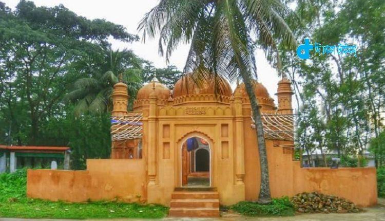 ব্রাহ্মণবাড়িয়ার উলচাপাড়া জামে মসজিদ 1