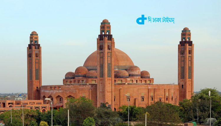 পাকিস্তানের গ্র্যান্ড জামে মসজিদ 1