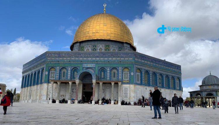 ইসরাইল আবারও আল-আকসা মসজিদের ইমামকে গ্রেফতার করলো 1