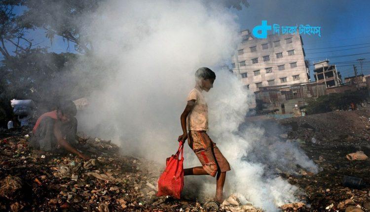 'রহস্যময়' মিথেন গ্যাসের ধোঁয়া বাংলাদেশের বায়ুমণ্ডলে 1