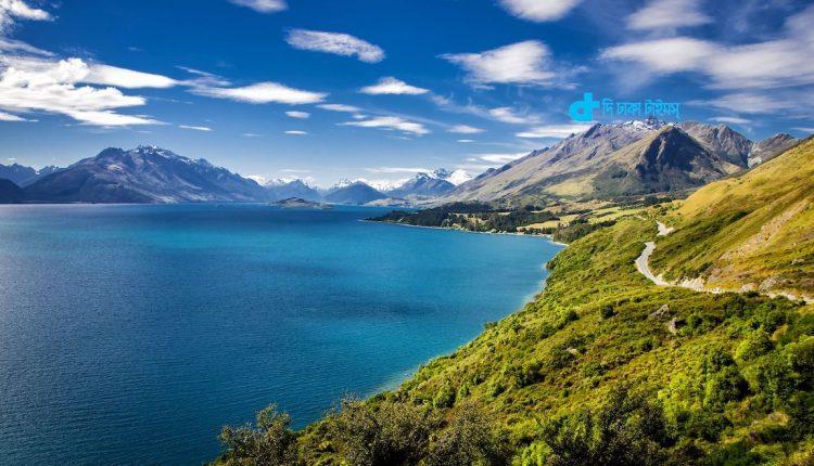 নিউজিল্যান্ডের একটি মনোমুগ্ধকর প্রাকৃতিক দৃশ্য 1