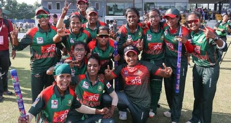 বাংলাদেশ নারী দল পেলো টেস্ট স্ট্যাটাস 1