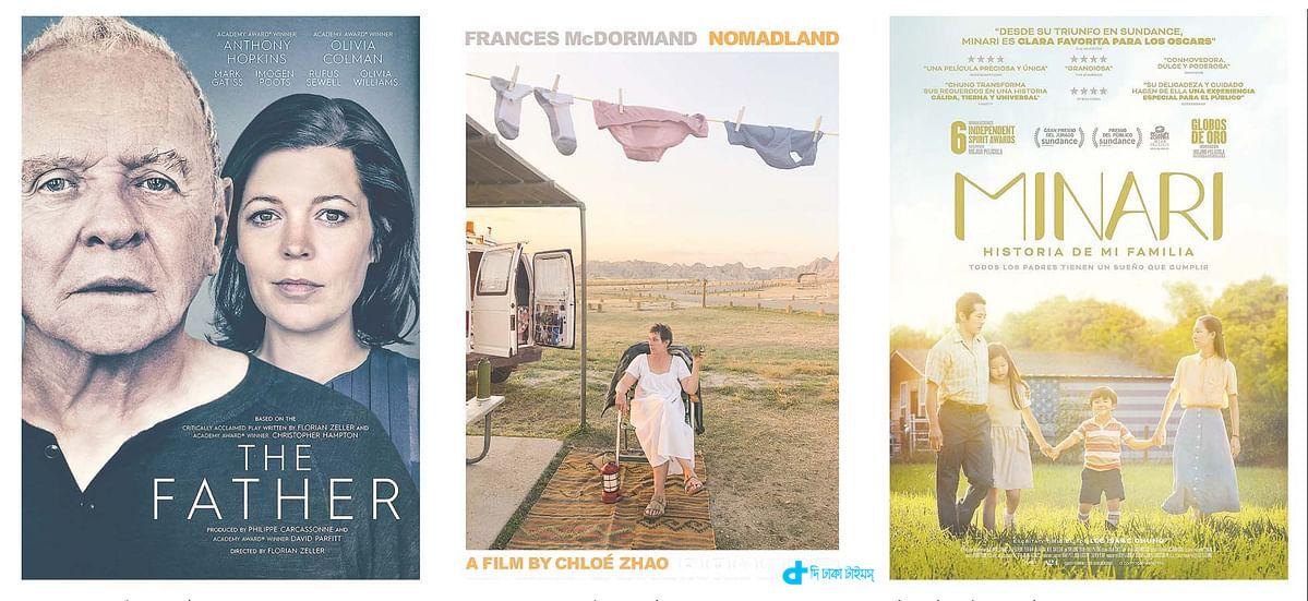 অস্কার: সেরা অভিনেতা হপকিনস ও সেরা অভিনেত্রী ফ্রান্সিস 2