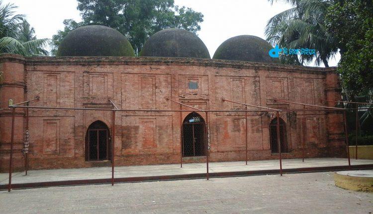 চাটমোহরের ঐতিহাসিক শাহী মসজিদ 1
