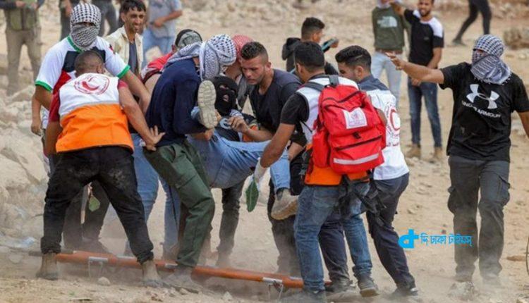 ইসরায়েলি বাহিনীর গুলি: ফিলিস্তিনি কিশোর নিহত 1