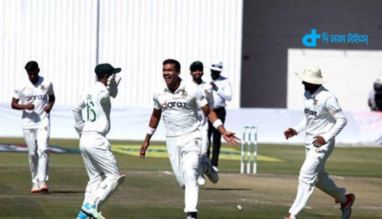 হারারে টেস্ট: ২২০ রানে জিম্বাবুয়েকে হারালো বাংলাদেশ 1