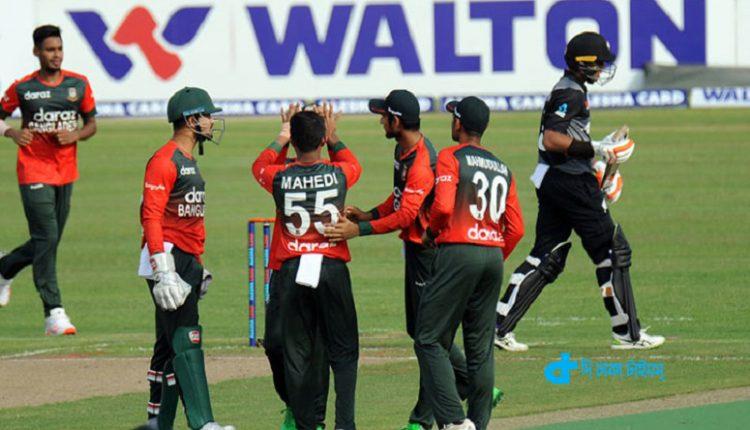 ব্রেকিং: নিউজিল্যান্ডকে ৪ রানে হারালো বাংলাদেশ 1